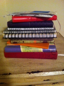 Did I mention that I need a new journal?