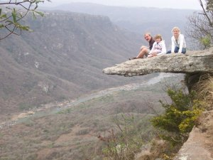 Leopard's Leap at Oribi Gorge, South Africa - 2010