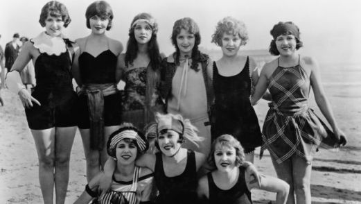 1920's swimwear via Pixgood