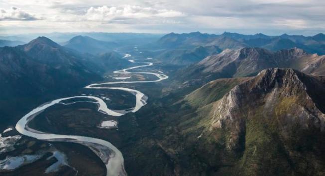 Alaska's Gates of the Arctic Wilderness by Sean Tevebaugh